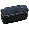 Bento Lunch Box Set 2 Compartment With Cup Sections