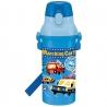 Cute Yellow Panda Water Bottle 480ml Lock Top