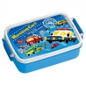Marching Cars Vehicle Air Tight Bento Lunch Box