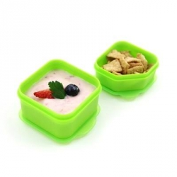 Dipping Sauce Containers Set of 2