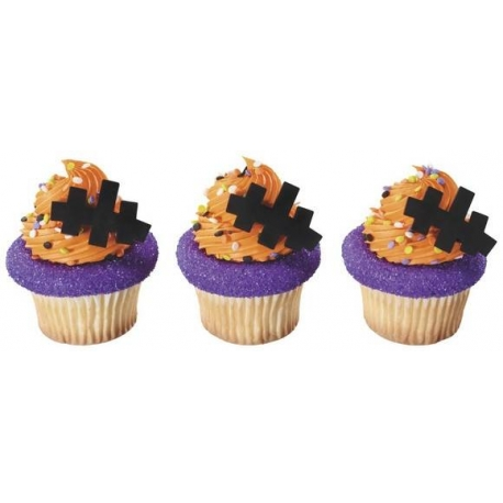 Food Decorating Party Rings Cupcake Deco Rings Stitches