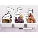 Bento Food Pick - Snack Talk with Marker 12 pcs
