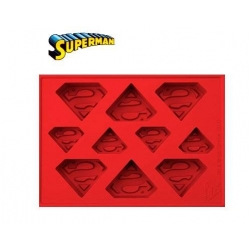 SuperMan Silicone Mold Ice Tray