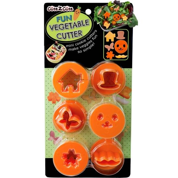 CuteZCute Vegetable Cutter