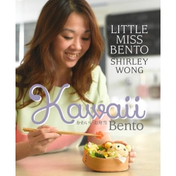 Kawaii Bento Book Cookbook by Shirley Wong of Little Miss Bento