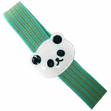 Japanese Bento Box Elastic Belt Lunch Box Bento Strap Panda Face