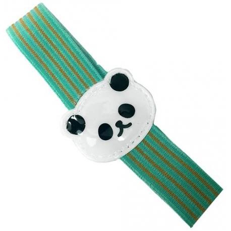 japanese bento box elastic belt lunch box bento strap panda face f. Black Bedroom Furniture Sets. Home Design Ideas