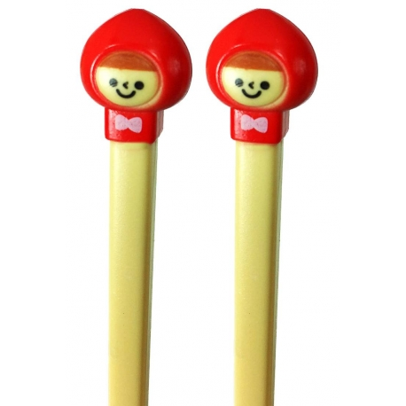 Japanese Cute 3D Chopsticks Little Red Riding Hood