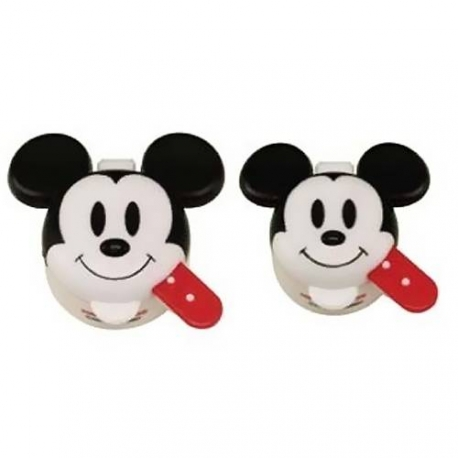 Japanese Bento Sauce Container Dipping Mayo Cup Official Mickey Mouse