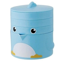 Penguin Chocolate and Gummy molder