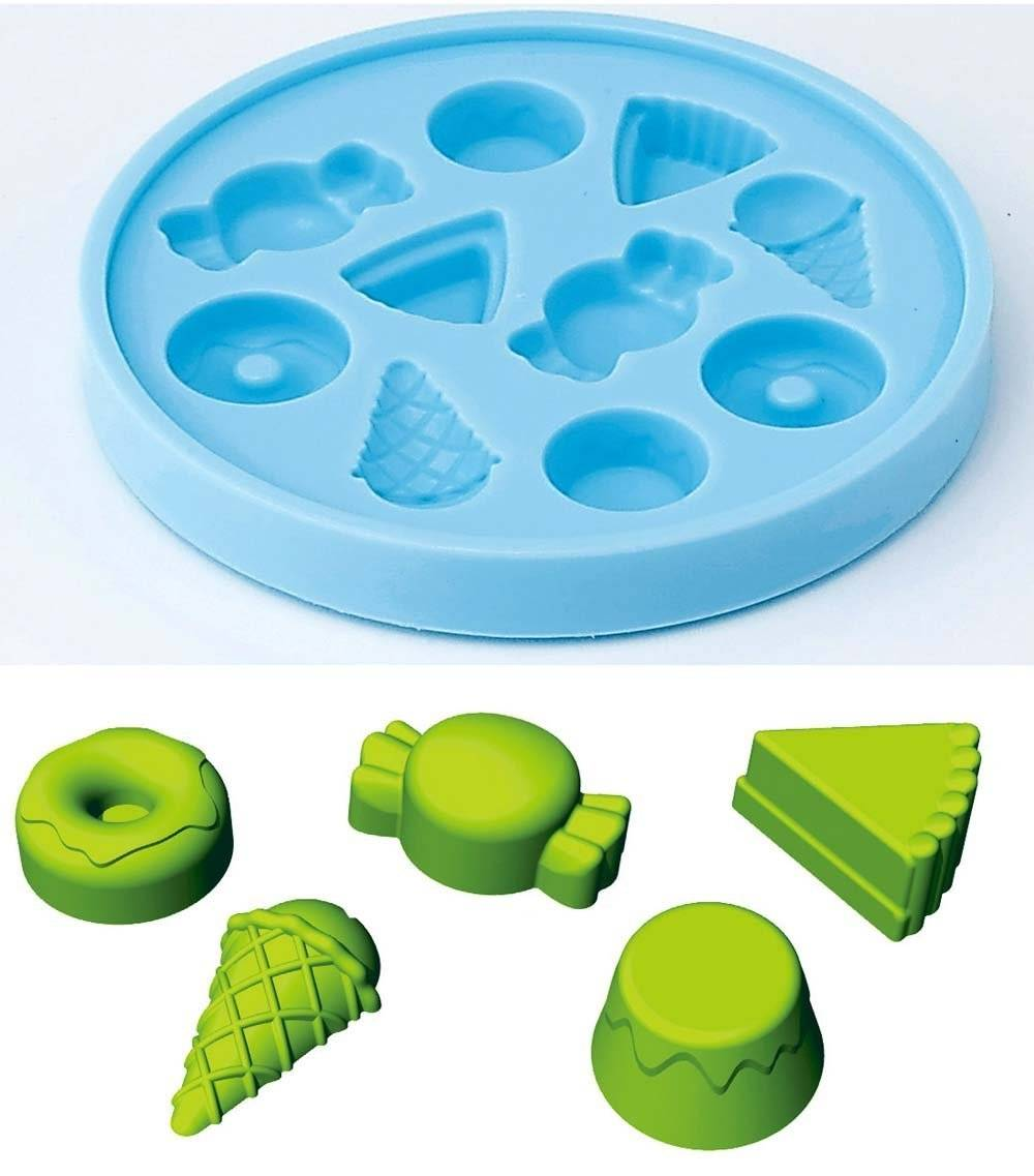 Penguin Chocolate And Gummy Molder For Bento Accessory All