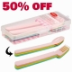 Portable Cutlery Set 3 Spoons 3 Forks with Case
