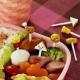 Japanese Bento Food Pick Fast Food Theme 8 Pcs