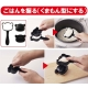 Japanese 3D Kumamon Bento Rice Mold and Seaweed Nori Cutter Set