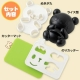 Japanese 3D Go Panda Bento Rice Mold and Seaweed Nori Cutter Set