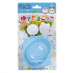 Hard Boiled Egg Mold Shaper Dorameon Robot Cat