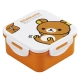 4 Lock 500ml Rilakkuma lunch box