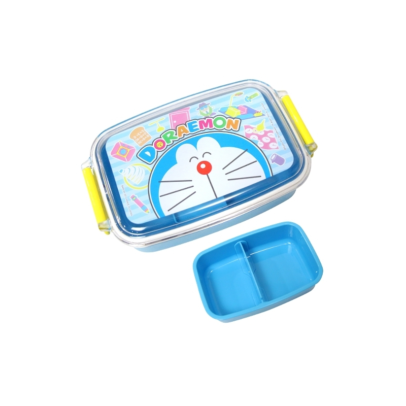microwavable 500ml bento lunch box doraemon robot for. Black Bedroom Furniture Sets. Home Design Ideas
