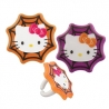 Food Decorating Party Ring Halloween Hello Kitty