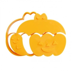 Japanese Cookie Cutter Pumpkin Bat Ghost