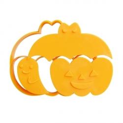 Japanese Cookie Cutter Pumpkin Bat Ghost