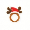 Food Decorating Party Ring Antler Finger Puppet