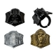 Food Decorating Pick Star Wars Molded Ring