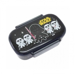 Star Wars 2 Removable Section Bento Lunch Box