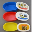 Microwavable Nested Containers 3P Set Snoopy