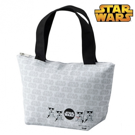 Star Wars Insulated Zipper Bento Lunch Bag