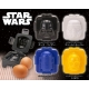 Hard Boiled Egg Shaper Star Wars Darth Vader