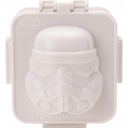Hard Boiled Egg Shaper Star Wars Stormtrooper