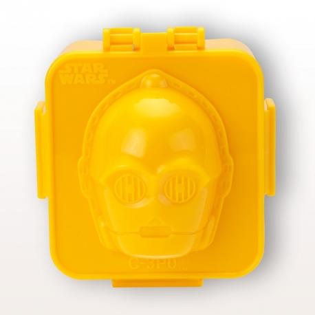 Hard Boiled Egg Shaper Star Wars C-3PO