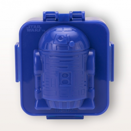 Hard Boiled Egg Shaper Star Wars R2-D2