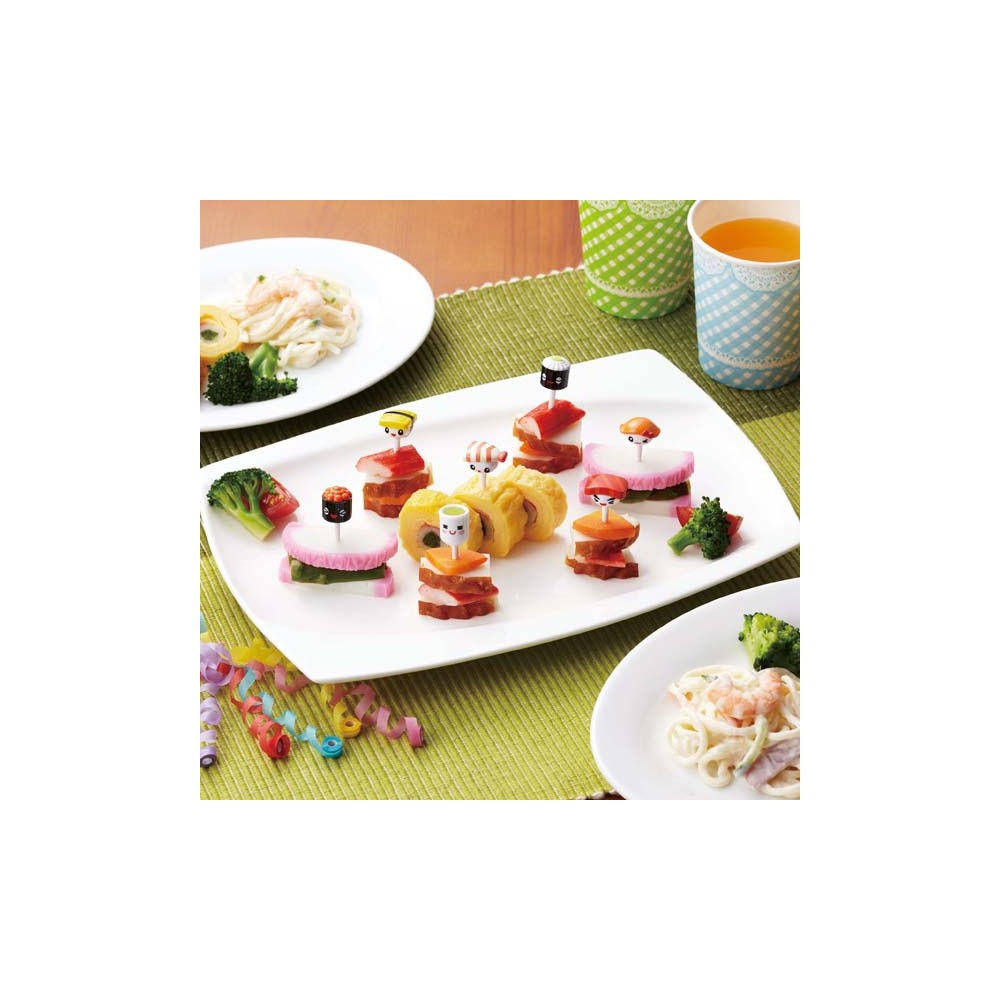 Anese Food Pick Sushi Shapes For Bento Decoration