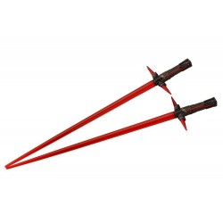 Star Wars Kylo Ren Lightsaber Chopsticks Set