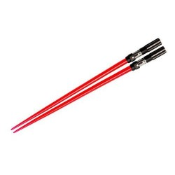 Star Wars Darth Vader Lightsaber Chopsticks Set