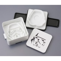 Official Star Wars Pocket Sandwich Cutter Stormtrooper