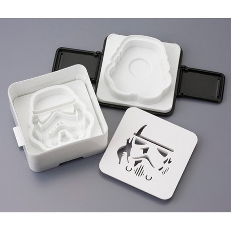 Official Star Wars™ Pocket Sandwich Cutter Stormtrooper