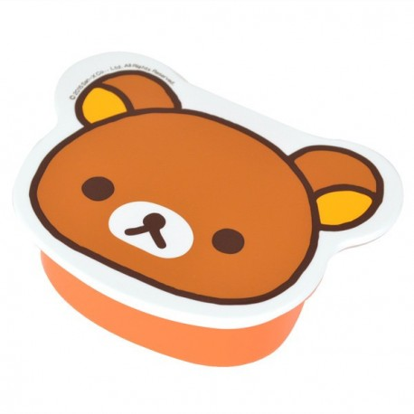 Japanese Mini Bento Snack Box 200 ml Rilakkuma Bear