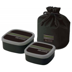 Air-tight Food Container 2pcs with Bag