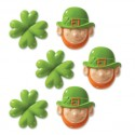 Food Decorating Ring Cupcake Rings St Patrick's Day