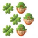 Food Decorating Ring Cupcake Rings St Patrick's Day