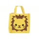 Japanese Bento Accessories Bento Bag Cute Animal Face Lion