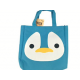 Japanese Bento Accessories Bento Bag Cute Animal Face Penguin