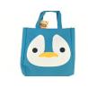 Japanese Bento Accessories Bento Bag Cute Animal Face Penguin