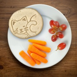 Pocket Sandwich Cutter and Sealer Cat