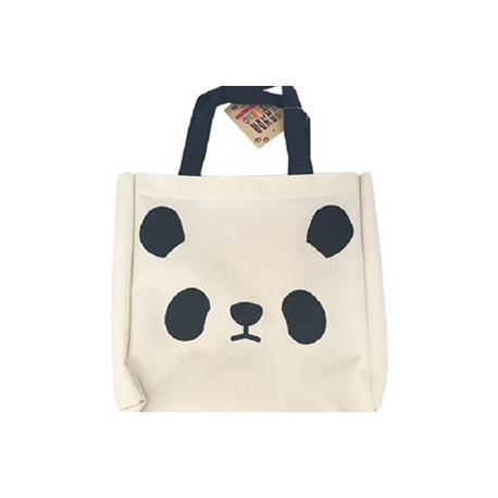 Japanese Bento Accessories Bento Bag Cute Animal Face Panda