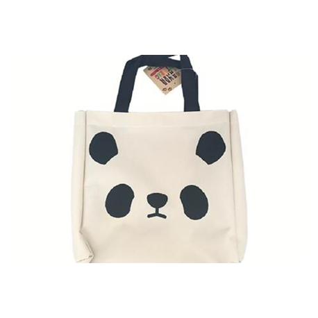 Japanese Bento Accessories Bento Bag Cute Animal Face Panda