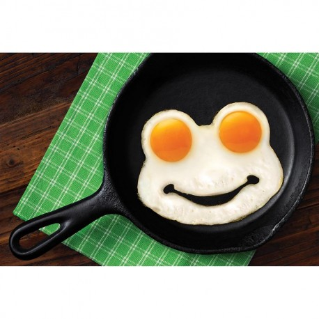 Silicone Egg Mold Sunny Side Up Egg Frog shape